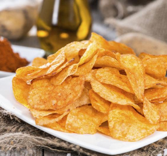 ricette Chips light al forno Dott.ssa Elettra Terzani Nutrizionista