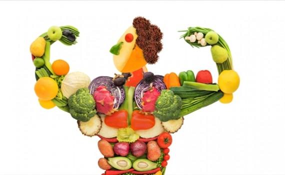 Lo sportivo vegetariano