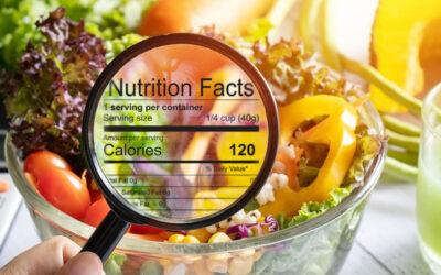 Imparare a leggere la tabella nutrizionale